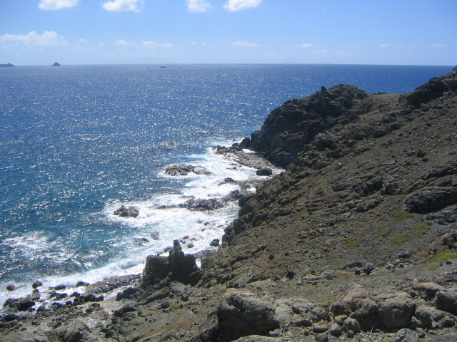 The View from Isle Fourchue