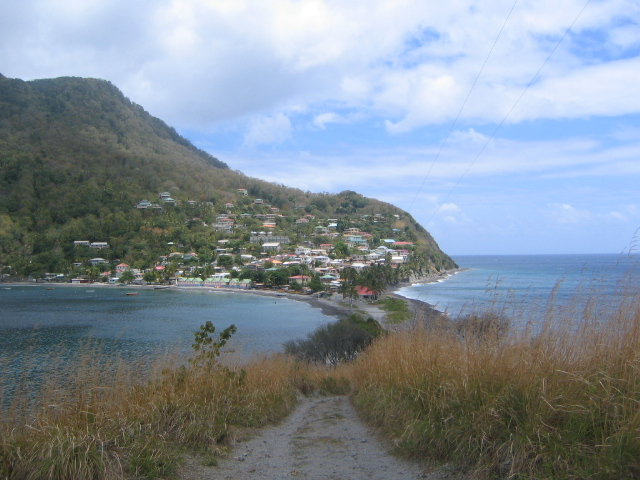 Scott's Head, Dominica