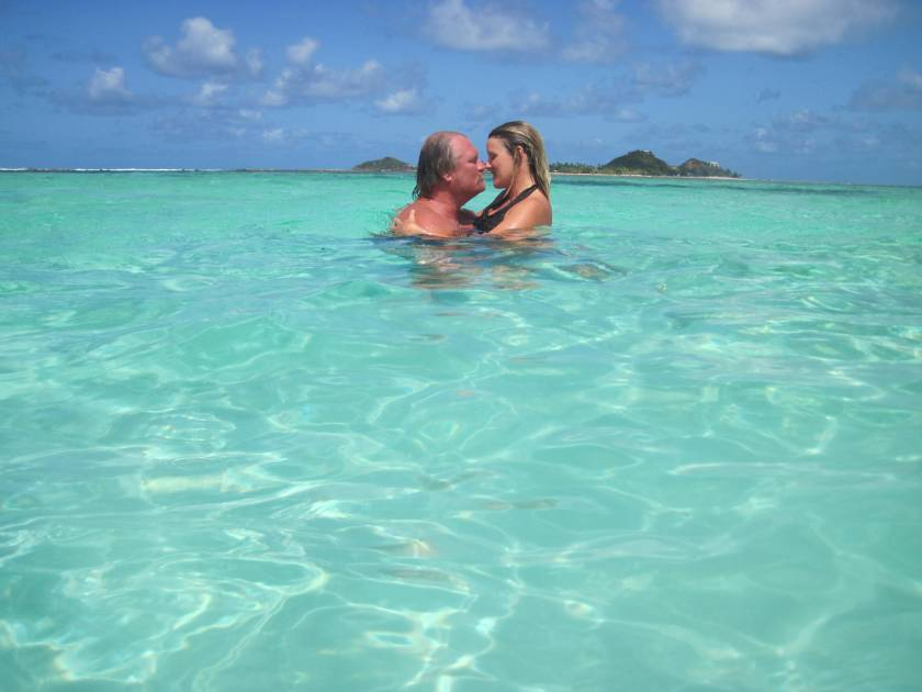 Romance in the Grenadines