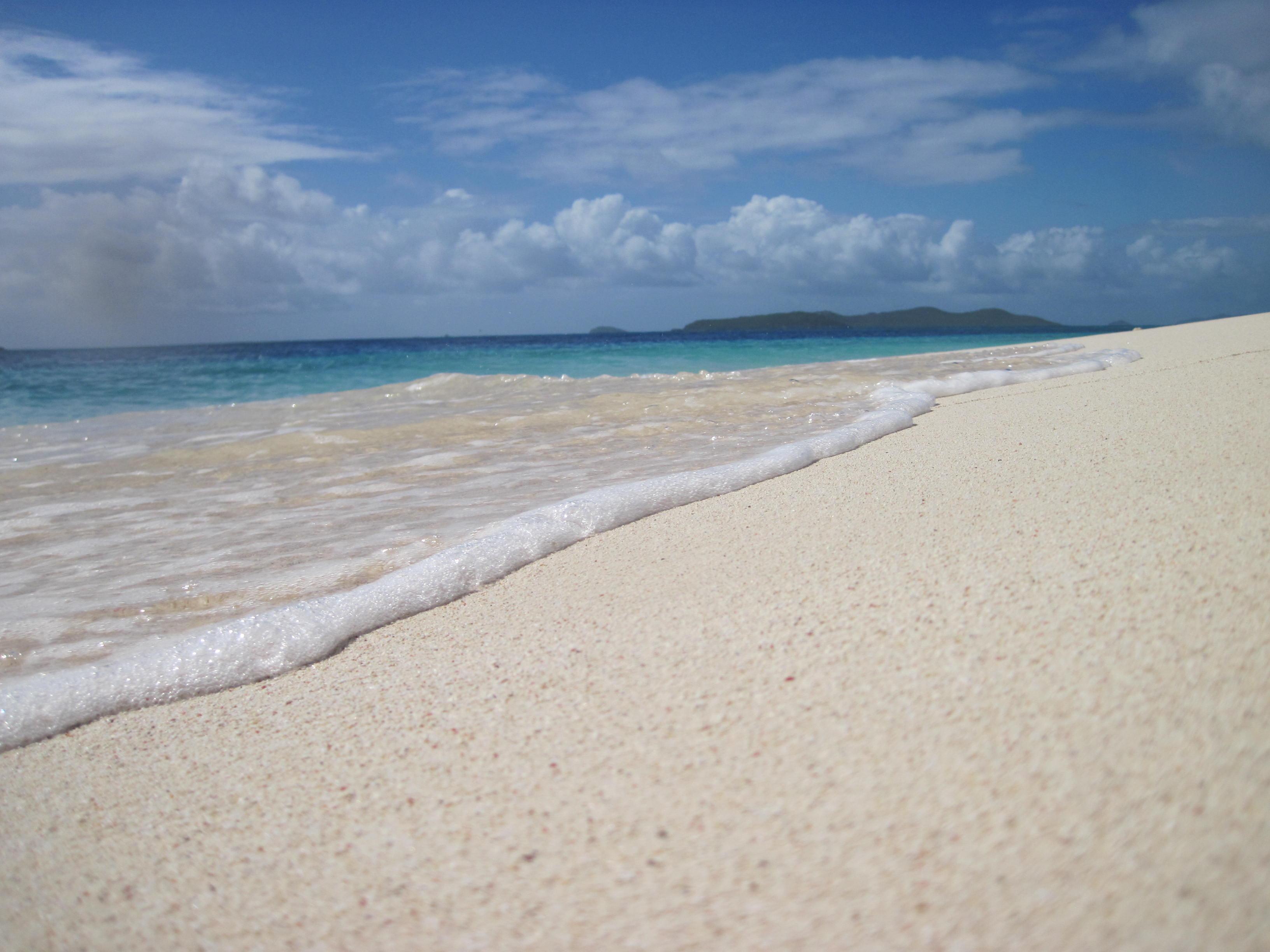 Sand Beaches On Big Island