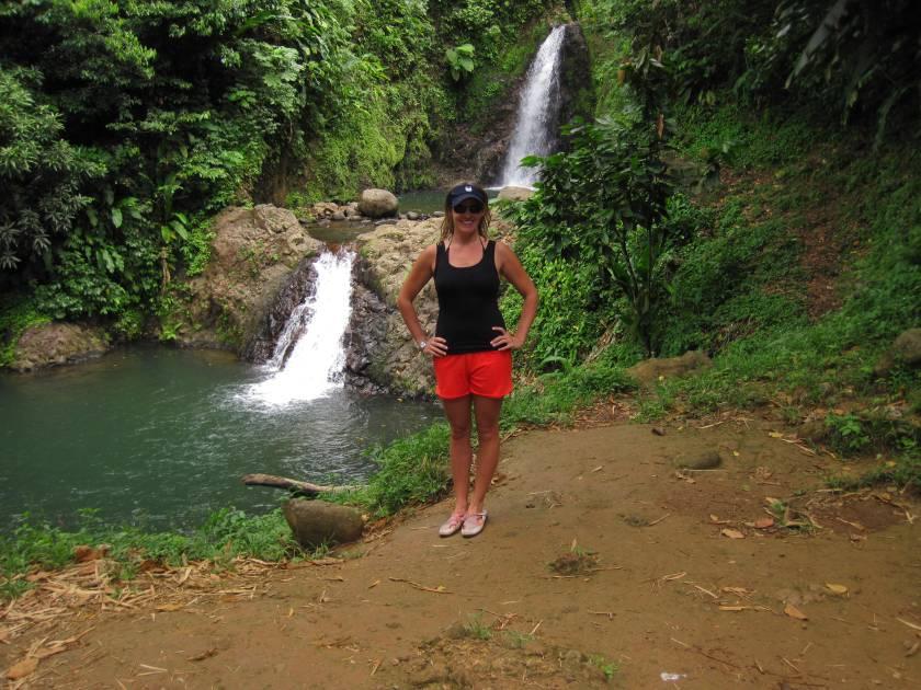 Cajun at the Falls