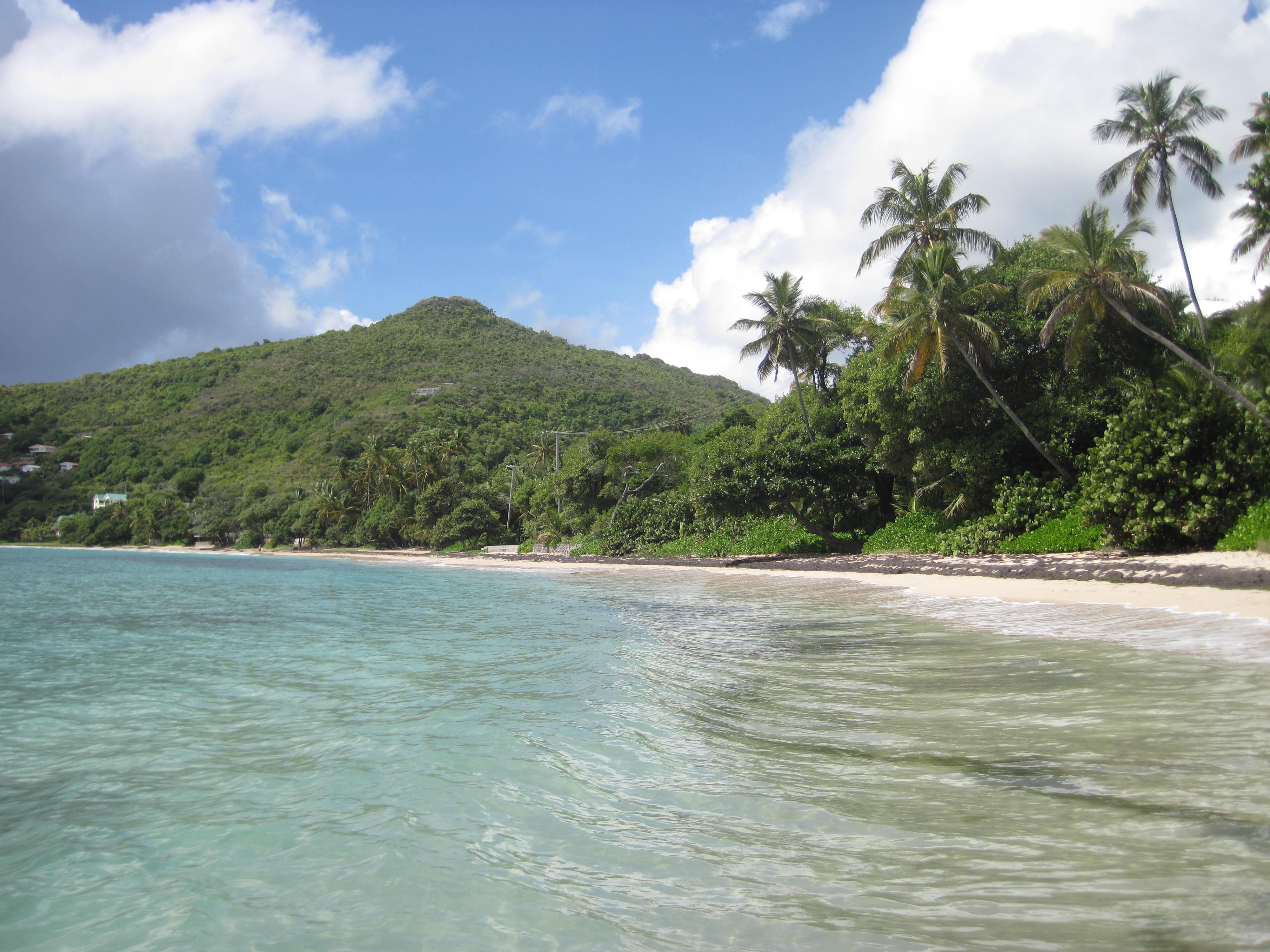 Bequia beaches