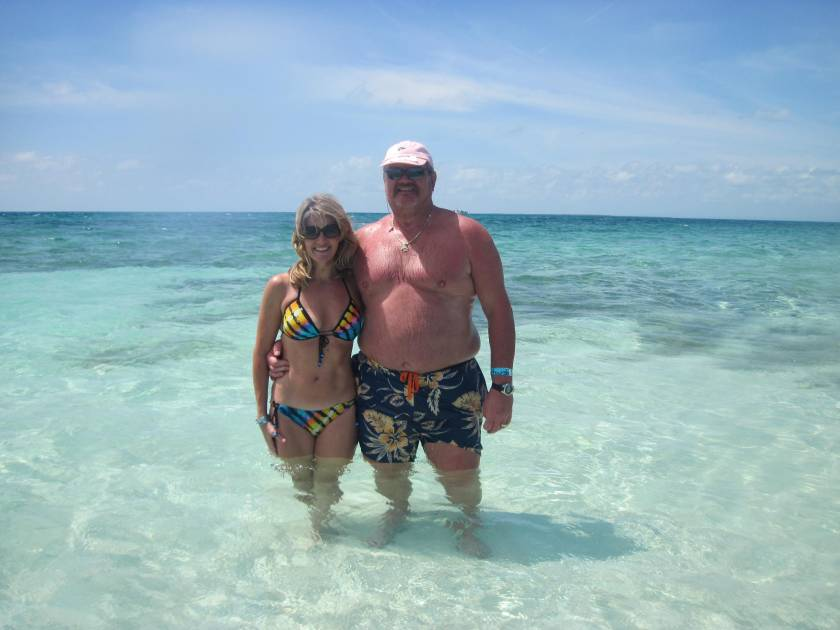 Gumbopirate in Belize