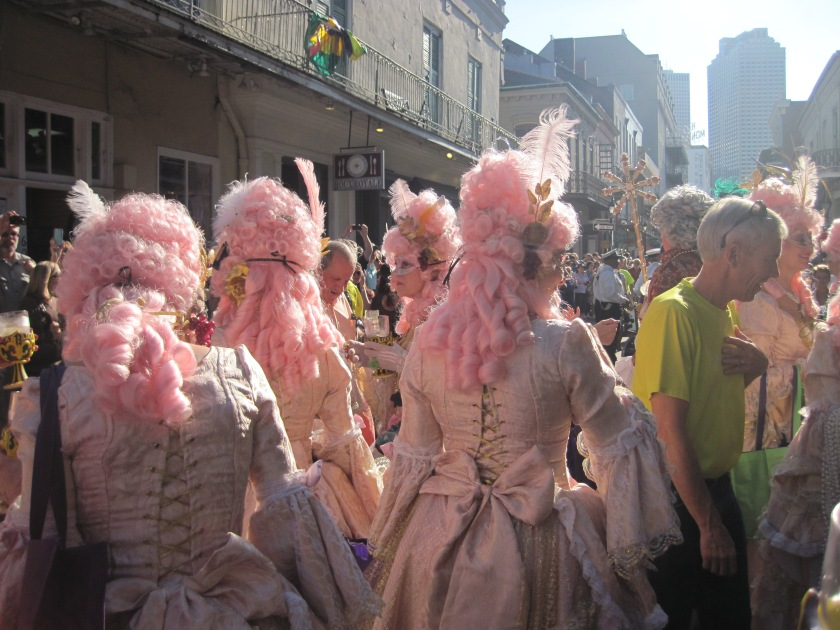 Pink Ladies of the Queen's Court
