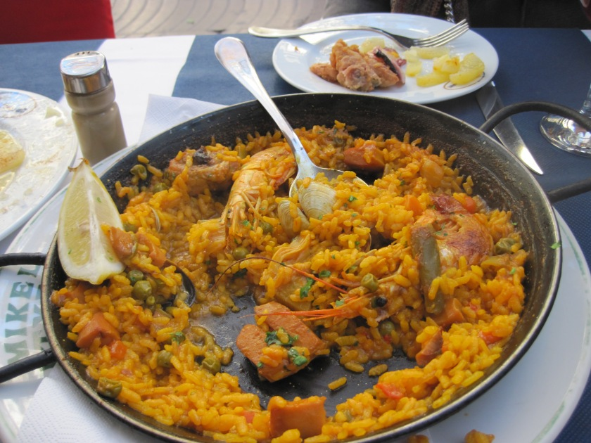 More Paella Please!