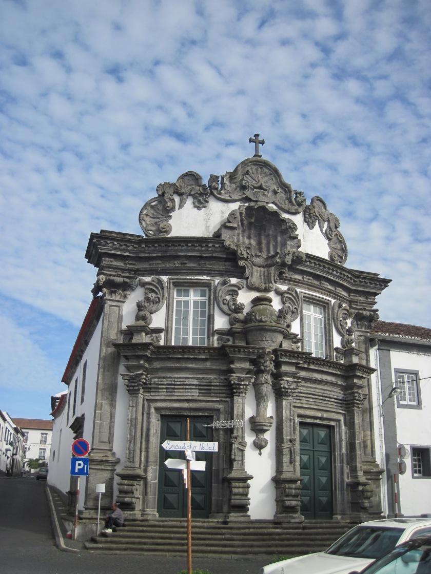 Ponta Delgada architecture