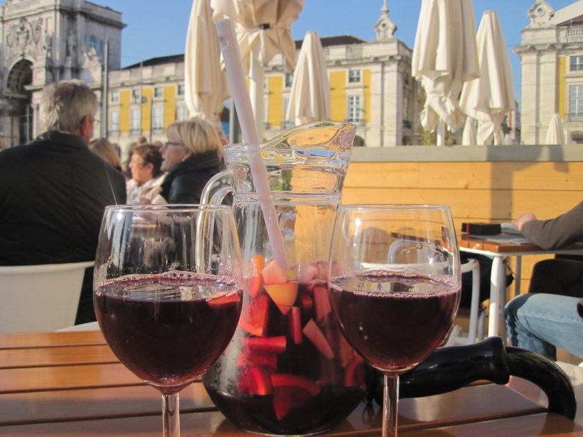 Sangria in the Square