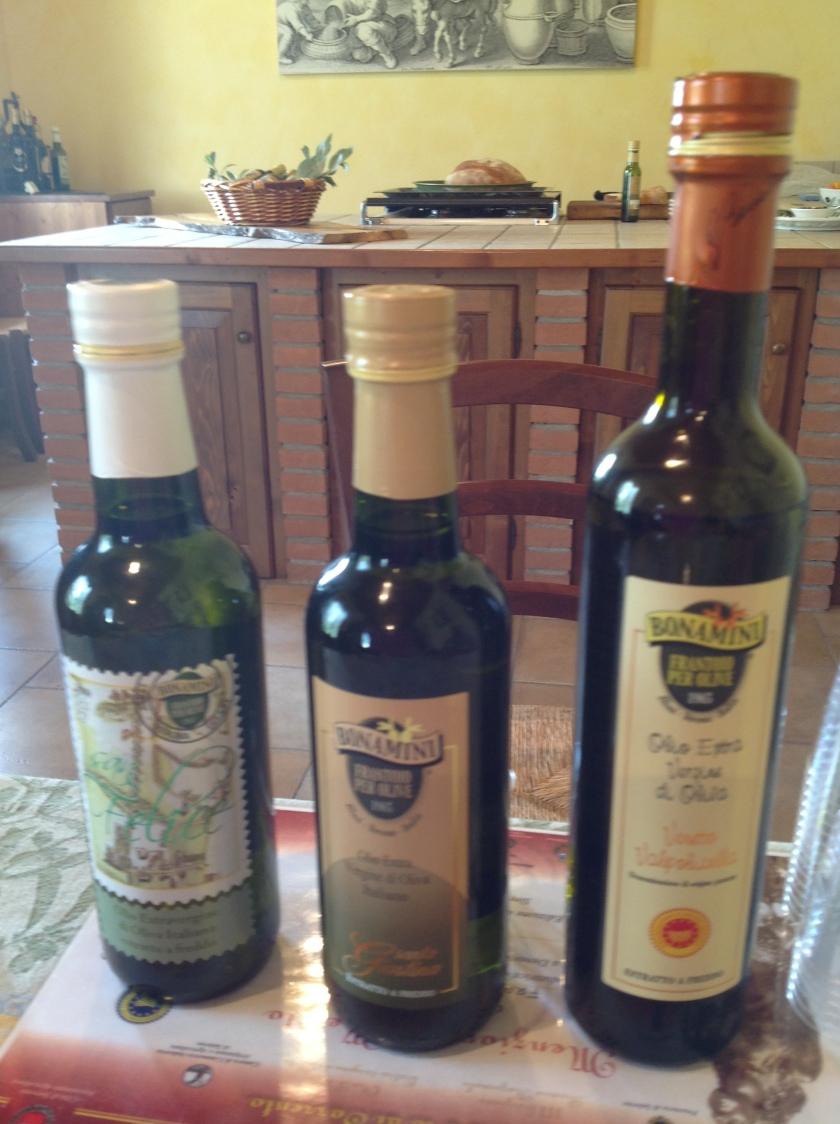 Bonamini Olive Oils