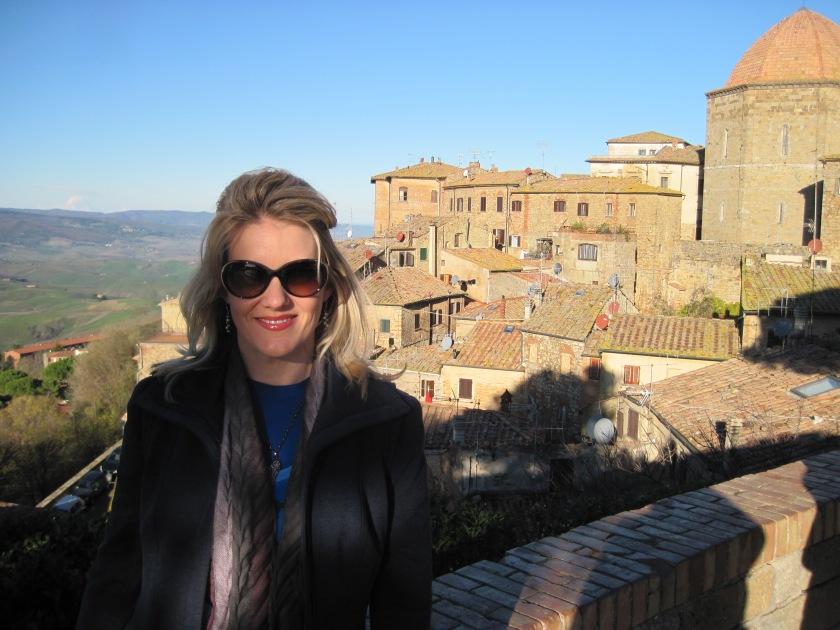 Cajun Under the Tuscan Sun!
