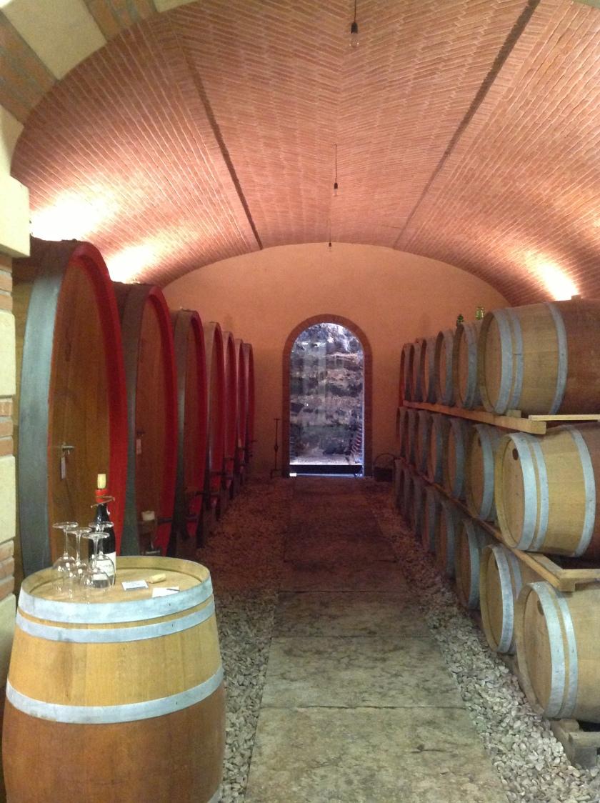 Monte Dall Ora cellar