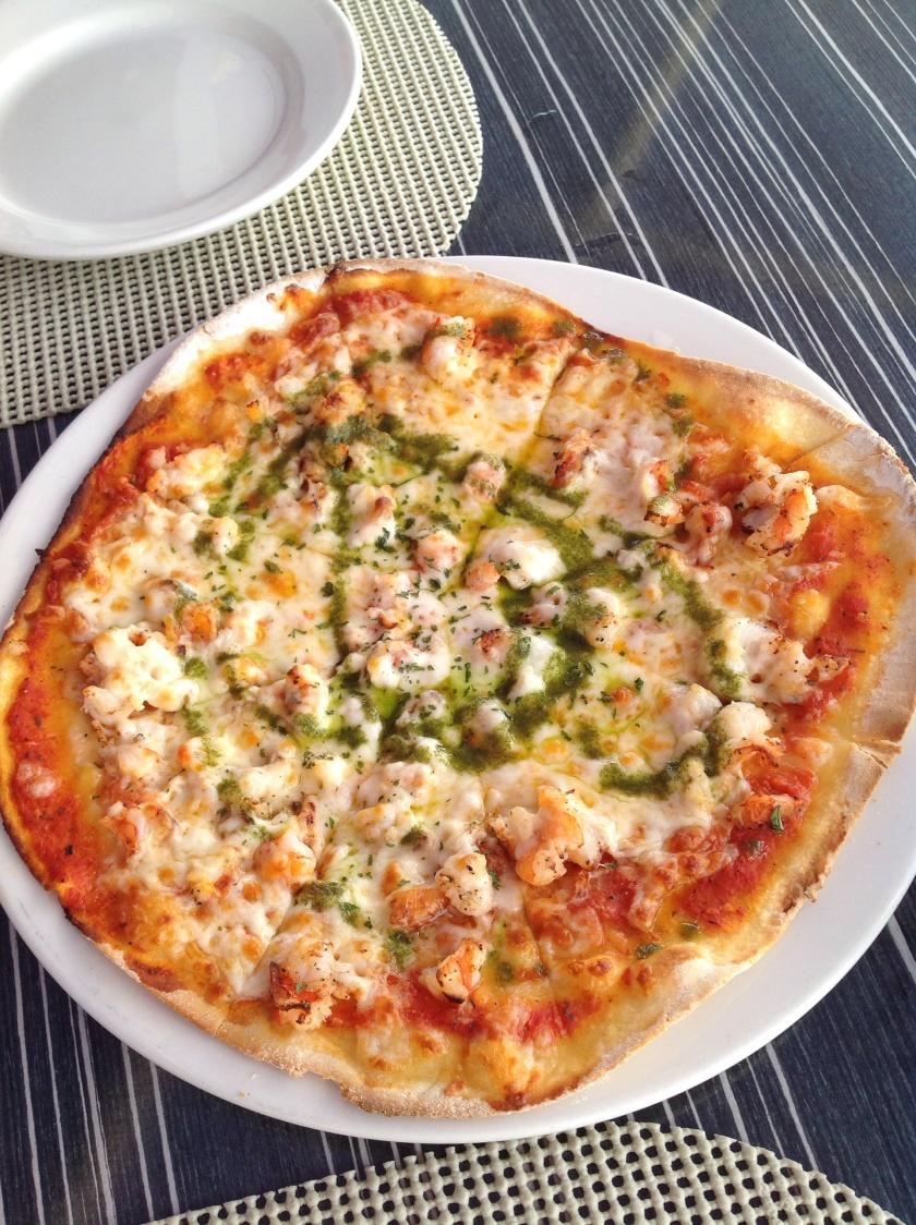 Lobsta pizza anyone?