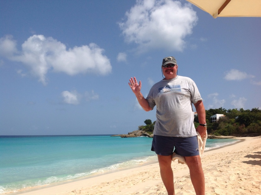 Howdy from Anguilla