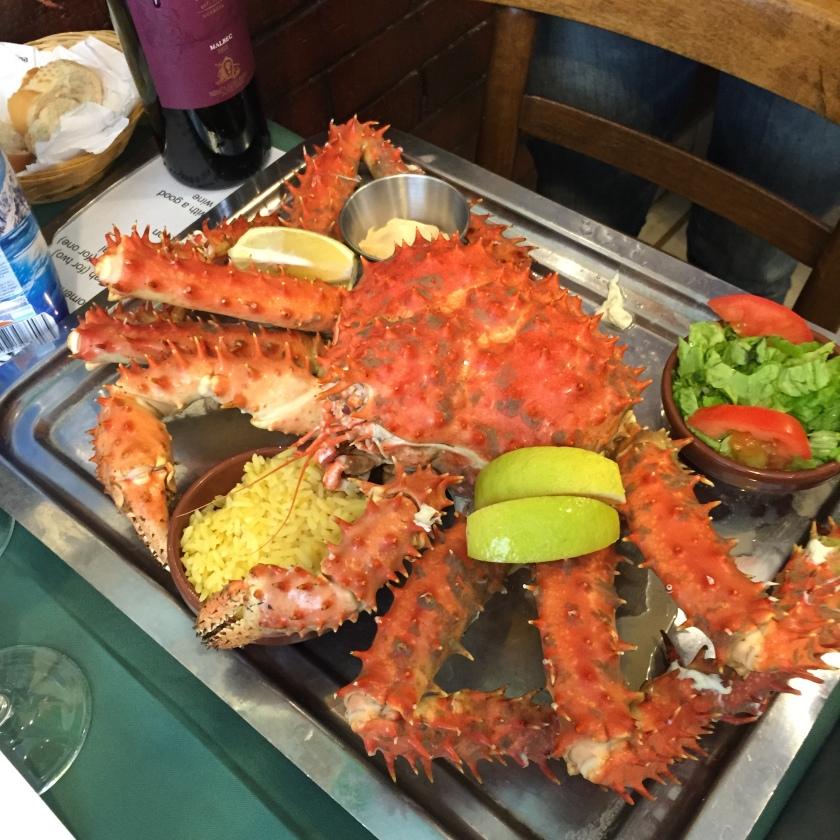 Ushuaian King Crab