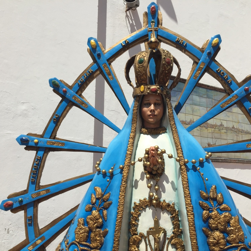 Patron saint of Buenos Aires